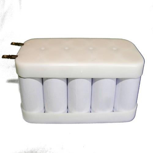 Batterie Saft 12V 4.5Ah 10 VRE DH 4500 - CAT-804607D