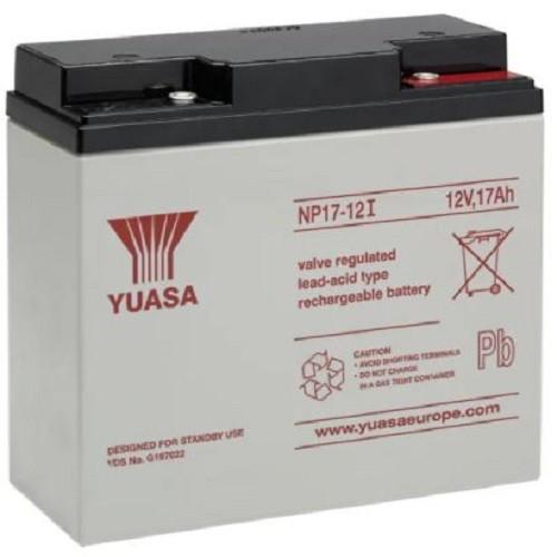 Batterie YUASA NP17-12l - 12Volts 17Ah