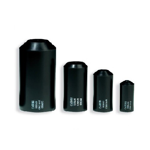 Capuchon d'extrémité thermorétractable 26-48 mm tarif pour 10 unités