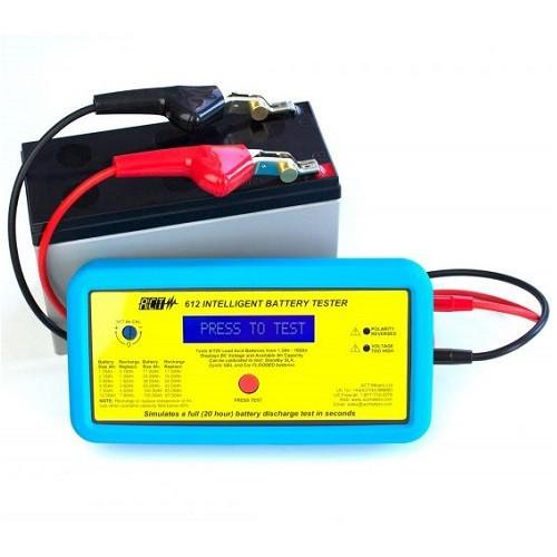 CAT-Meters2-IBT Testeur de Batterie 6v à 12v maxi 100Ah