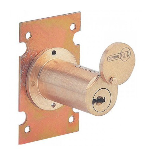 Cylindre ROND applique Enédis + 2 clés Secteur E