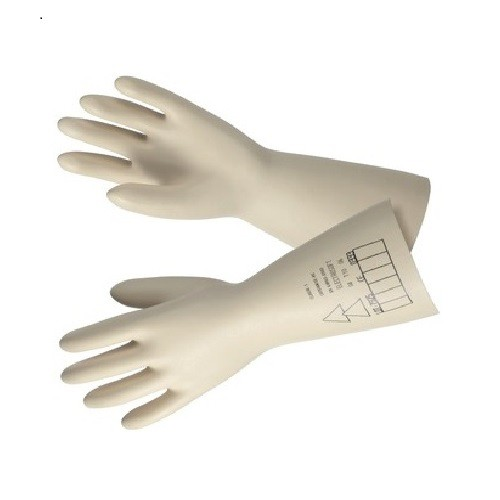 Gants Isolants Latex Classe 1 Long 36 cm Taille 10