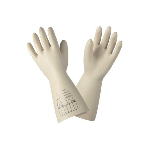 Gants Isolants Latex Classe 3 Long 36 cm Taille 10