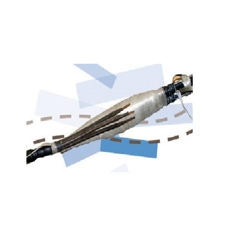 JTR3 RSM 50-240² Alu-Cu-ceinture Tripolaire à serrage mécanique