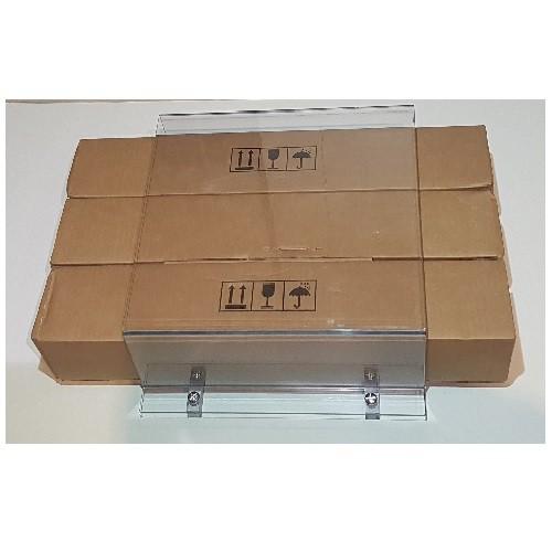 SFHCAT2 - Support Râtelier Fusible HT position horizontal (pour 3 cartons de 1 fusible)