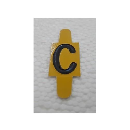 Vignette lettre C pour Pancarte Enédis