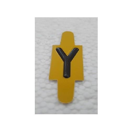 Vignette lettre Y pour Pancarte Enédis